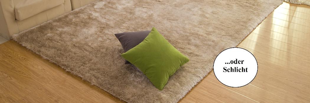 Fabelia - Moderne Teppiche aus Bonn - In Trendfarben und Formen